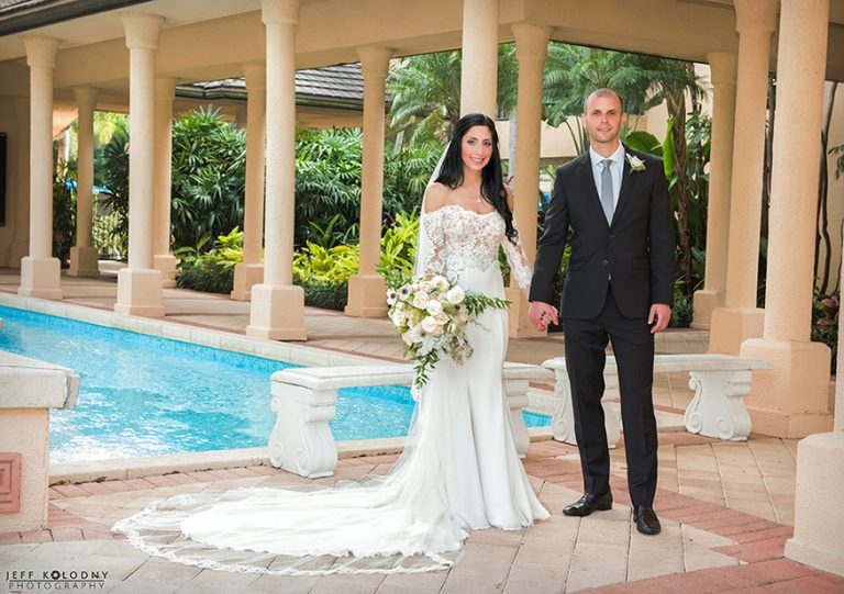 Erica & Noam's Lavish Destination Wedding at the PGA National Resort & Spa