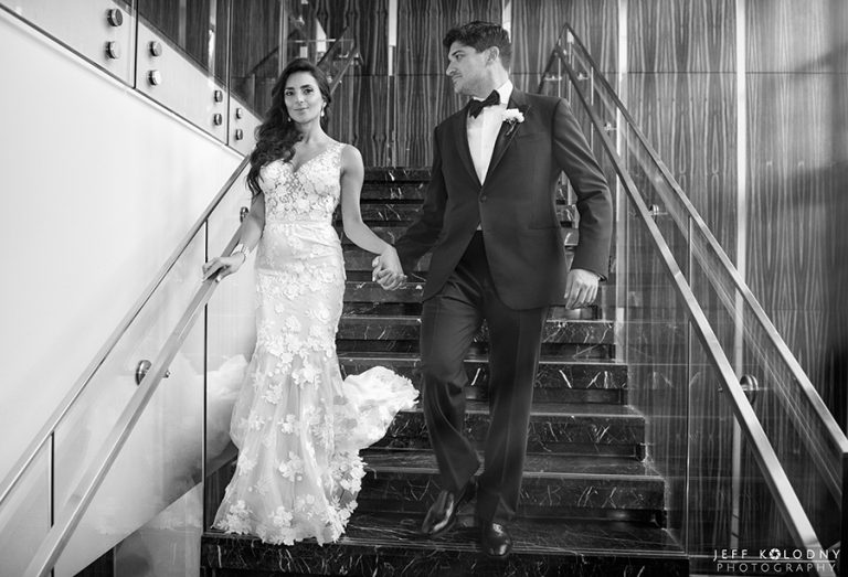 Samantha & Amir's Miami Beach Wedding at the Eden Roc Hotel