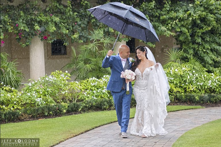 What should you do if it rains on your Wedding Day?