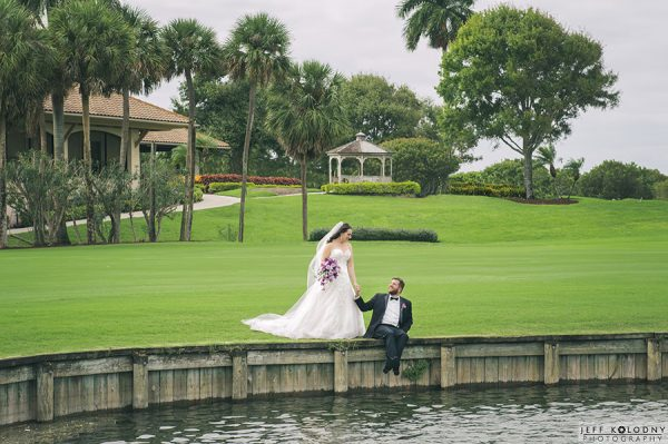 The Club at Boca Pointe Wedding