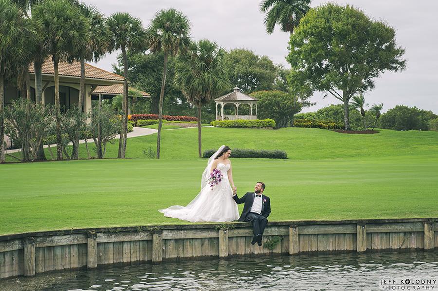 The Club at Boca Pointe Wedding