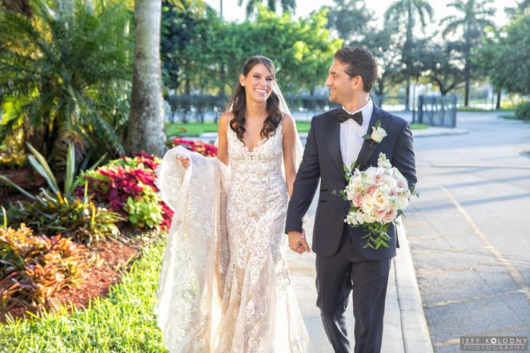 Rebecca & David's Broward County Wedding