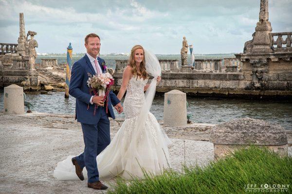 LAUREN AND AARON'S LUXURY VIZCAYA WEDDING