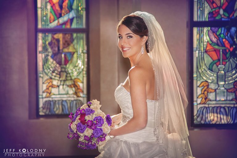 Temple B'nai Torah Boca Raton Wedding.