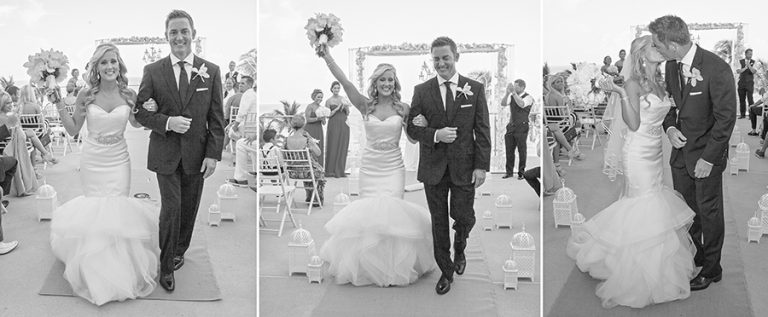 Tara & Scott's wedding at the Fontainebleau, Miami Beach Florida