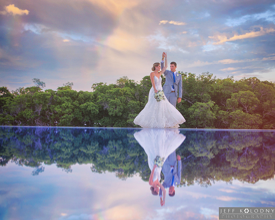 Beautiful South Florida wedding pictures.