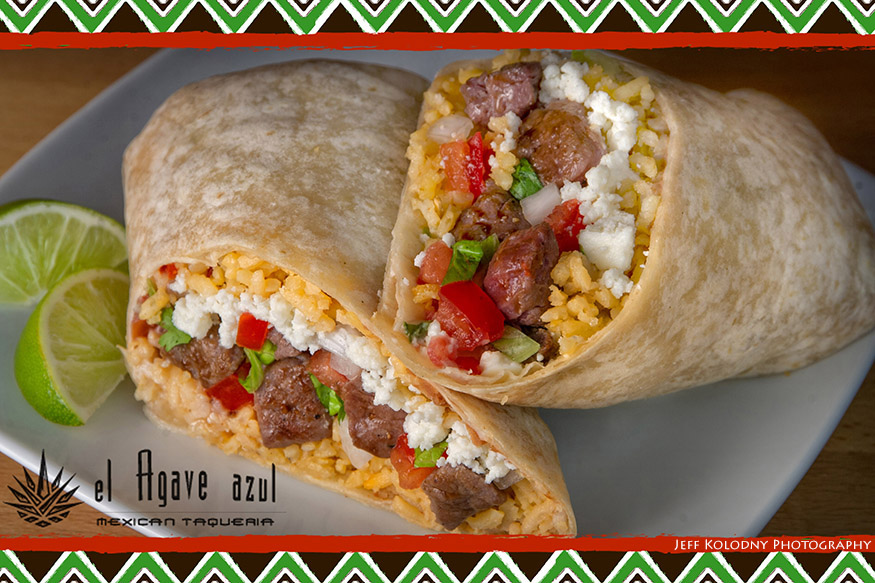 South Florida Food Photography featuring the Cuisine of El Agave Azul