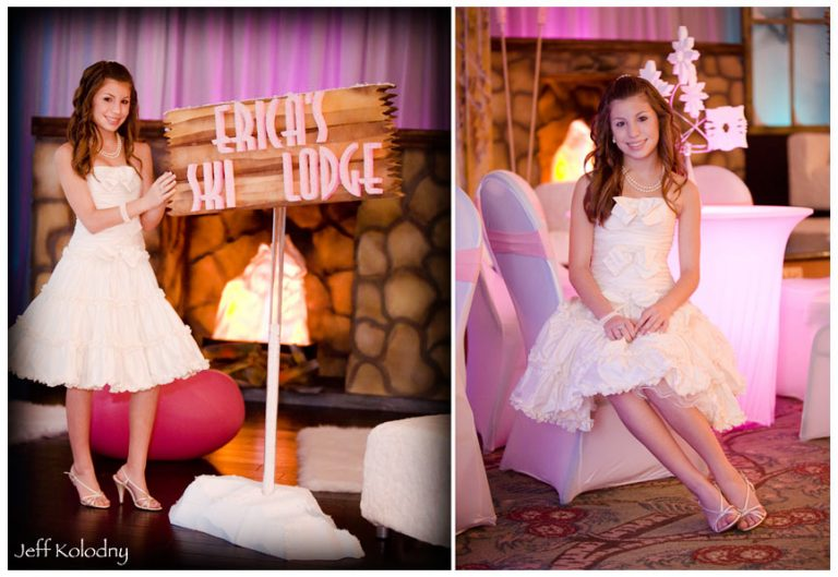 South Florida Bat Mitzvah :: Erica's Ski Trip.