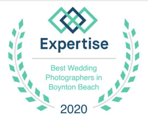 Rated the Best Wedding Photographer in Boynton Beach Florida!