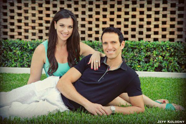 Palm Beach Engagement Photography – ALINA & RAFAEL