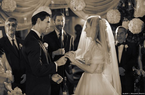 Jewish wedding at The Addison and The Boca Raton Resort