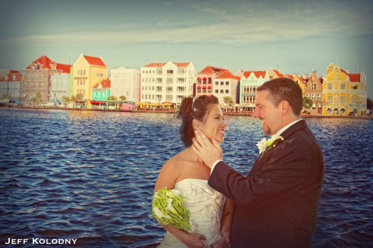 Married in Curacao!