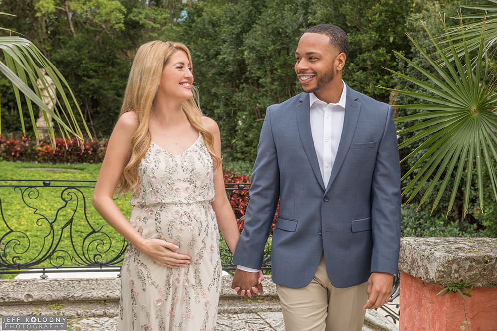 Maternity photography in Miami