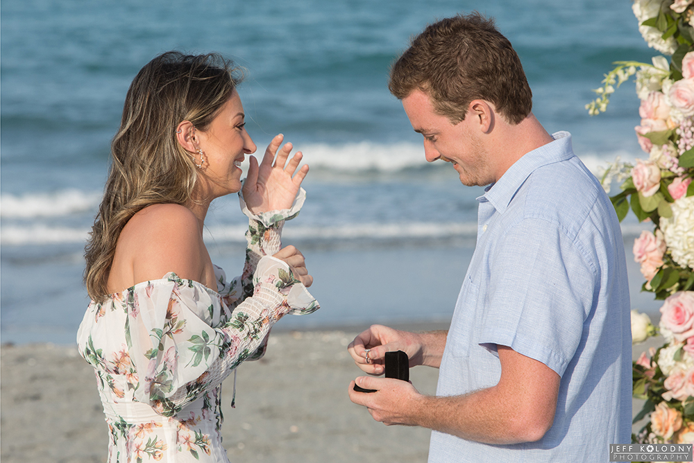 South Florida Proposal photography